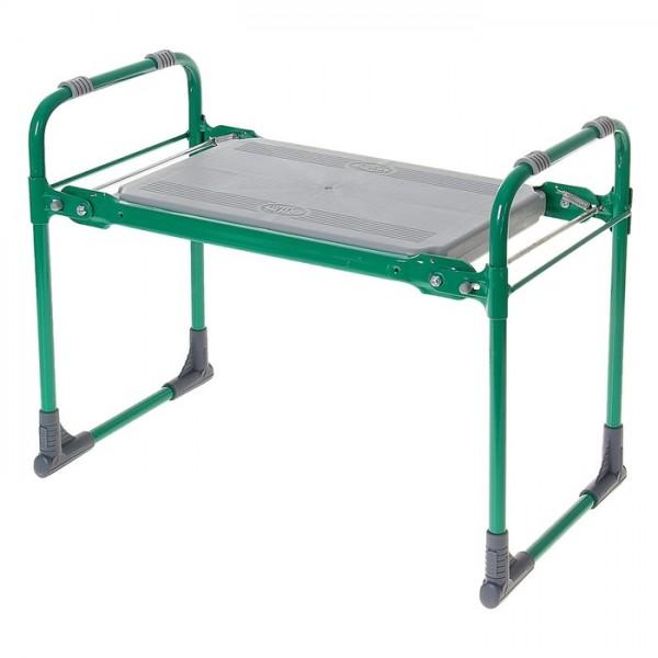 Складная скамейка перевертыш садовая НИКА