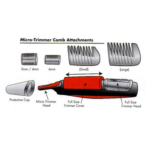 триммер универсальный Micro Touch