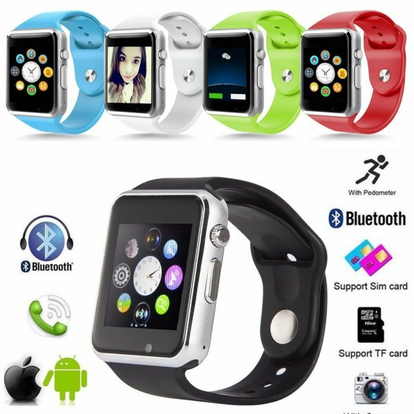 Смарт-часы Smart Watch W8 с SIM картой