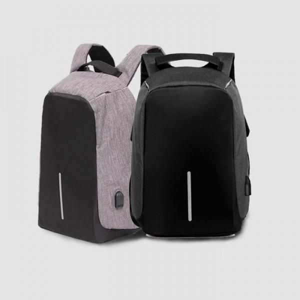 Рюкзак антивандальный с USB-зарядкой