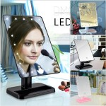 Зеркало косметическое Large Led Mirror с подсветкой