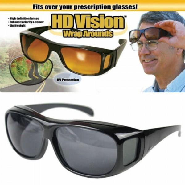 Солнцезащитные очки для водителей HD Vision WrapArounds