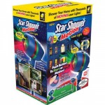 Лазерный проектор Star Shower Motion с регулировкой режимов.