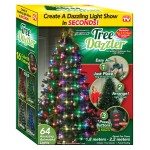 Гирлянда Tree Dazzler - 64 лампы - на новогоднюю елку
