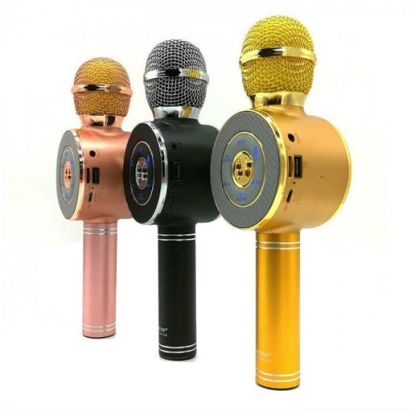 Беспроводной микрофон для караоке WS-668