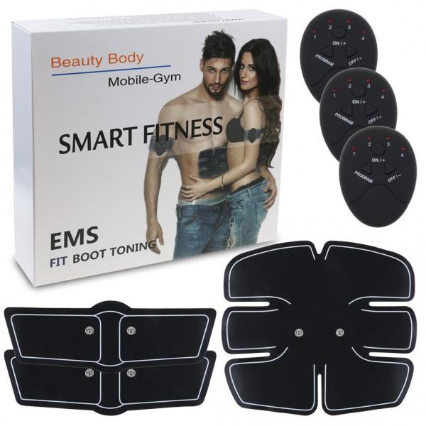 Миостимулятор Smart Fitn EMS Fit Boot Toning