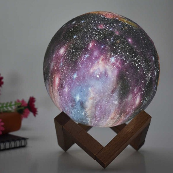 "Ночник ""Галактика"" 15см"