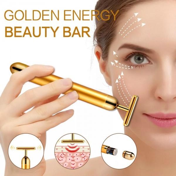Ионный вибромассажер Energy Beauty Bar