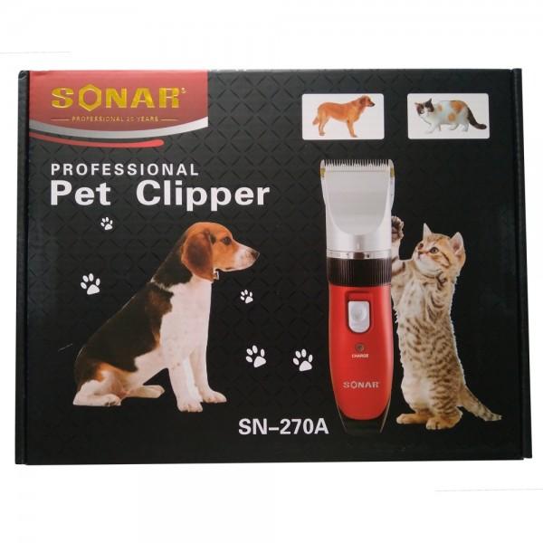 Машинка для стрижки домашних животных Pet Clipper
