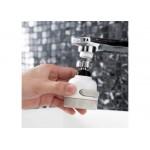 Поворотная насадка-распылитель на кухонный смеситель, 3 режима