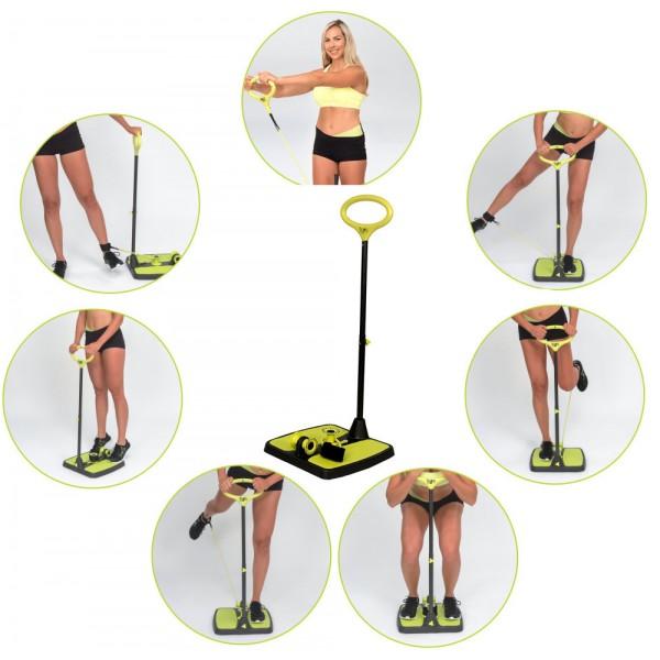 Тренажер Booty MaxX для комплексных тренировок всего тела