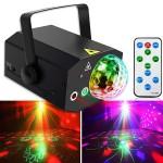Лазерный магический шар - сценический свет