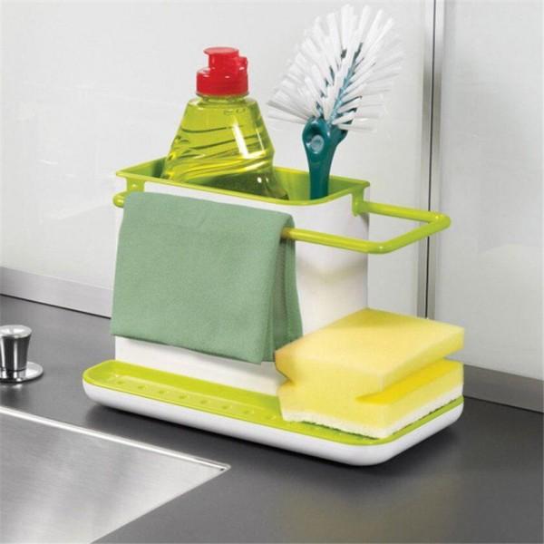 Подставка для кухонных и ванных принадлежностей Кitchen Shelf