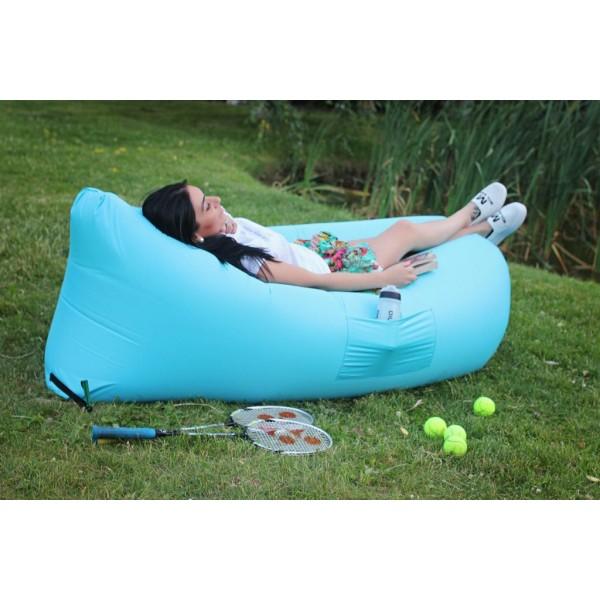 Ламзак надувной диван лежак Lamzac