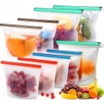 Вакуумный силиконовый пакет для пищевых продуктов Многоразовый (1000 мл)