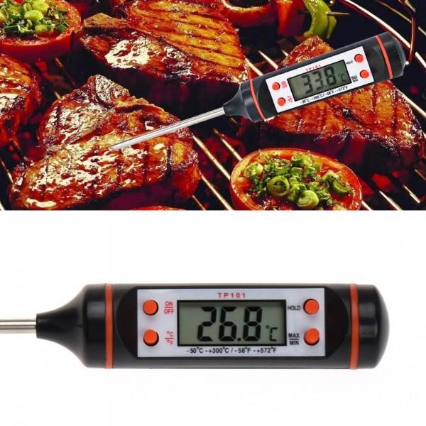 Термометр шеф-повара (щуп для мяса)