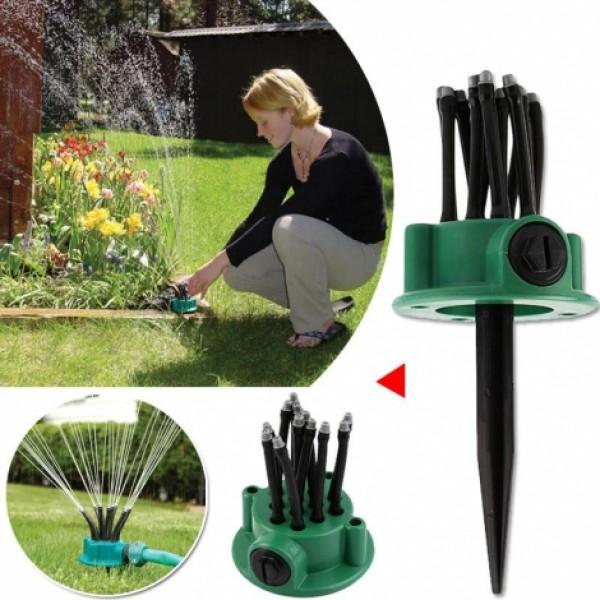 Ороситель спринклер для газона Multifunctional Sprinkler 360