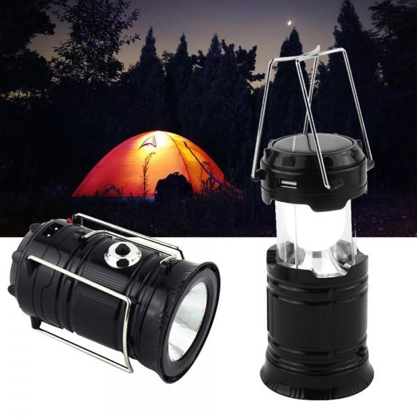 Светодиодный кемпинговый туристический фонарь