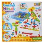 Конструктор-мозаика Creative Magic Panel 234 детали