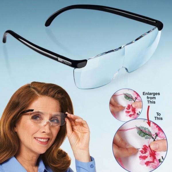 Увеличительные очки Биг Вижен - Zoom 160 %