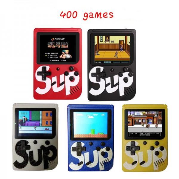 Игровая приставка  Palmexx SUP GameBox Plus 400 игр в 1