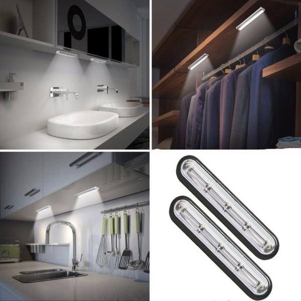 LED светильники Нано Свет (4 шт)