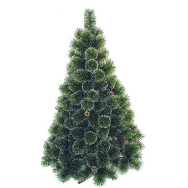 Ель сосна с шишками Новогодняя красавица 150 см