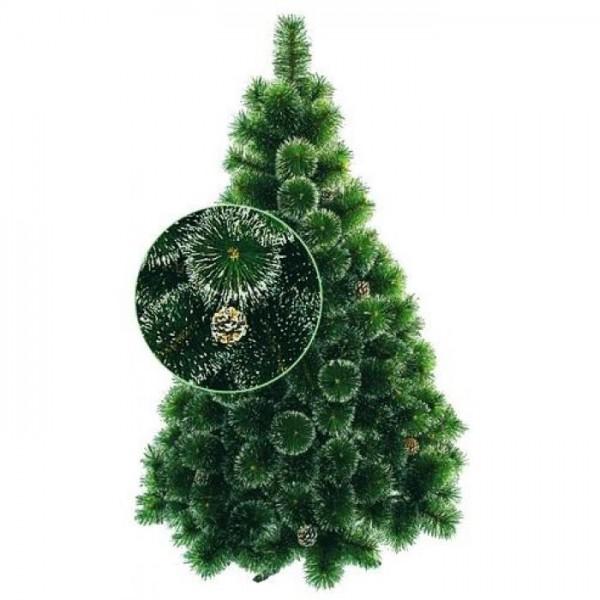 Ель сосна с шишками Новогодняя красавица 60 см
