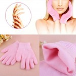 Спа-перчатки увлажняющие гелевые