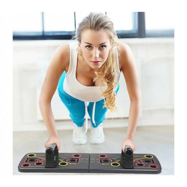 Платформа для отжиманий Complete pushup training system