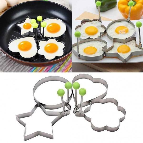 Форма для приготовления жареных яиц 4 штуки