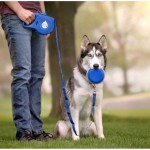 Поводок для собак с поилкой Pet Essentials All-In-One