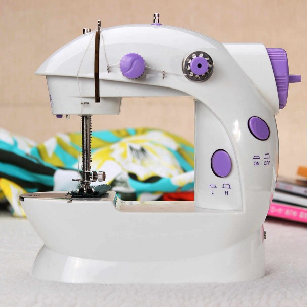 Швейная машинка портативная Mini Sewing Machine