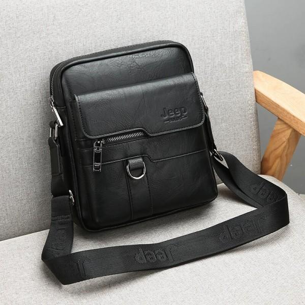 Мужская сумка Jeep Buluo Messenger Bag