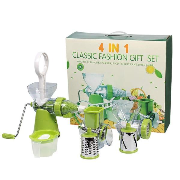 Мультислайсер 4 в 1 Classic Fashion Gift Set