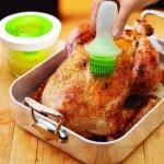 Набор кулинарный для обмазывания Chef's Basting Set Dip&Go