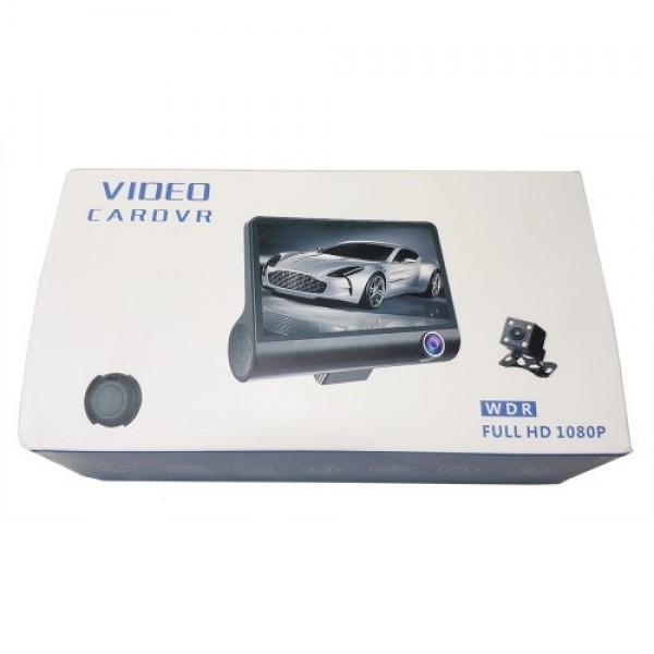 Видеорегистратор FULL HD 1080P