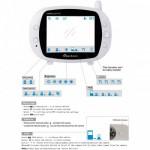 Видеоняня Wireless 2.4GHz digital video camera
