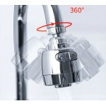 Насадка водосберегатель на кран Arbitrary Adjustment 360