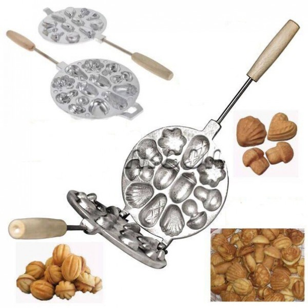 Форма для выпечки печенья «Ассорти лесное»