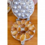 Форма для выпечки печенья 16 орешков
