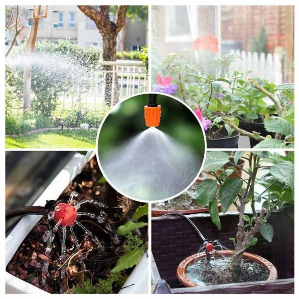 Капельный полив (автополив) Garden drip nozzle 15 метров