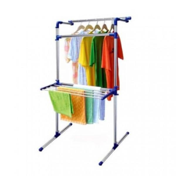 Многофункциональная вешалка сушилка для одежды
